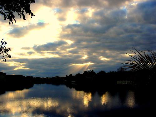 Morning Rays 20090207