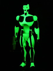 glowaliencustomsei1 (nuo2x2) Tags: color dark toy toys glow action alien illuminated glowinthedark figure custom scheme articulated illuminate gid repaint nuo2x2