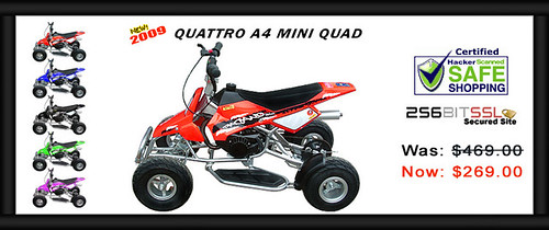 Quattro A4 Mini Quad