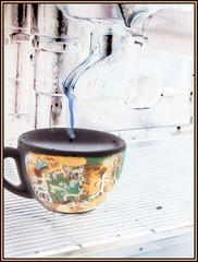A LITTLE CUP OF COFFEE (Loris_l@_r@na) Tags: cup coffee bar bologna distillery caffe tazza lorisphoto
