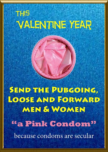The Pink Condom Campaign