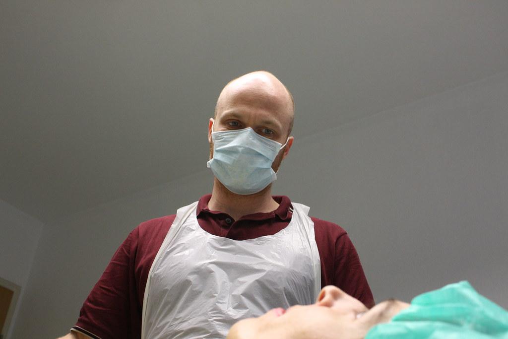 der Zahnarzt meines Vertrauens?