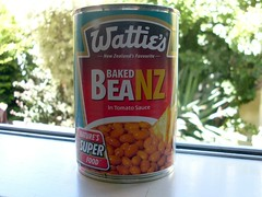New Zealand baked beans (Abi Skipp) Tags: bakedbeans watties
