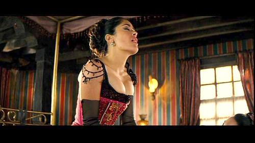 Salma Hayek Hot Scene