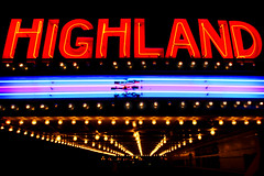 highland park st. paul mn movie theater (Dan Anderson (dead camera, RIP)) Tags: show park minnesota st movie paul theater theatre cities twin highland mann highlandpark mn motionpicture manntheatres dananderson manntheaters highlandparkstpaulmn