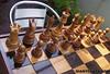 Standart Wooden Chess Set