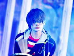 Radiohead (kirstiecat) Tags: english dream band indie british radiohead lollapalooza johnnygreenwood jonnygreenwood lolla