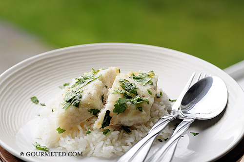 Baked Basa Fish Fillet