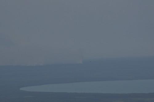 Fires near Tustumena Lake