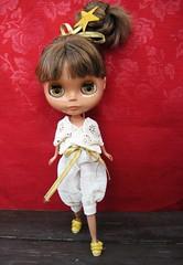Sweet Bodrum Girl Isabella