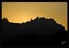 Montserrat skyline (Azulada_) Tags: skyline landscape atardecer nikon paisaje montserrat catalunya 2009 azulada