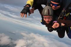 Skydiving July 2009