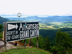 Arkansas Grand Canyon