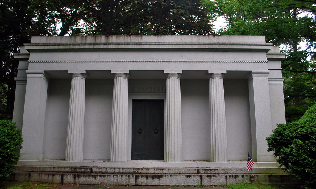 Chrysler Family Mausoleum