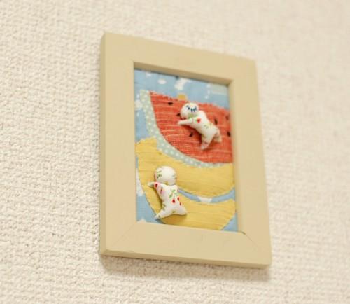 Sarubobo frame 1