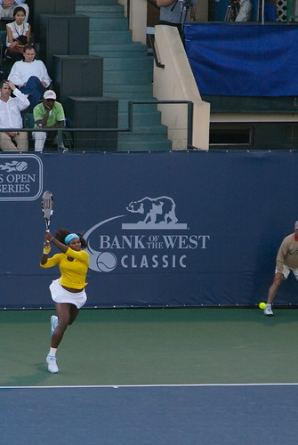 Bank of the West Classic 2009 - S. Williams vs. Li Na