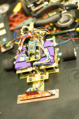(cc) by D. Cuartielles, Arduino Nano robot