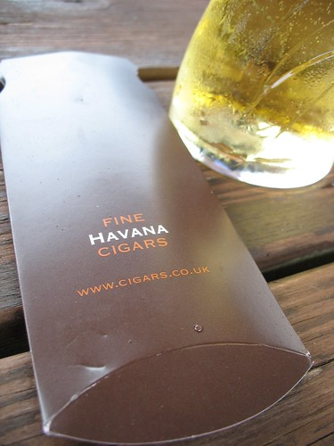 Fine Havana Cigars @ The Bickerton Poacher, Malpas, Cheshire, England