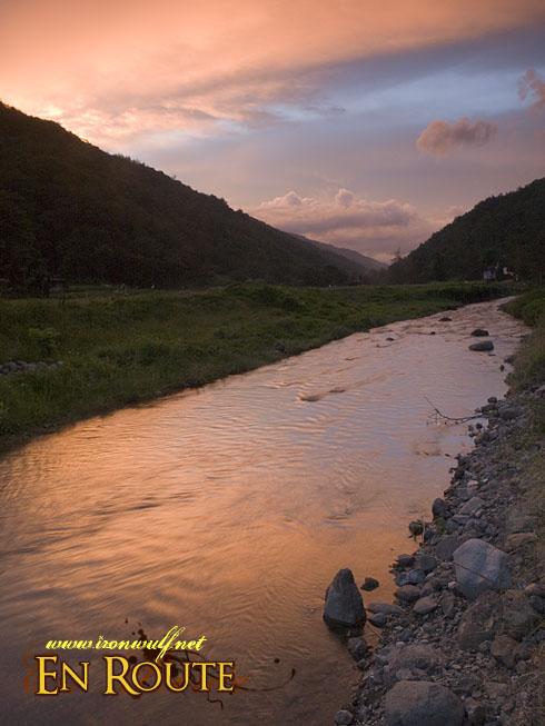 Imugan River Dusk