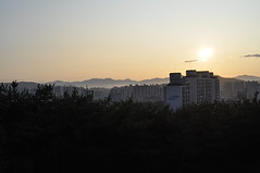 Sunrise at Seoul