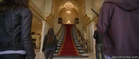 zombieland mansión