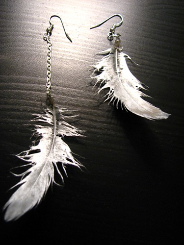 Youth vs. Future feather jewelry 10