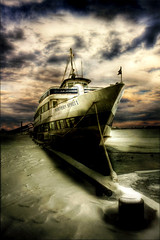 Northern Spirit Portrait (The Oracle) Tags: hdr toronto boat water northernspirit flickrsbest theunforgettablepictures soe 100commentgroup surrealphotography fantasyphotography torontophotography torontophotographer