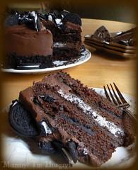 Oreo Chocoate Cake