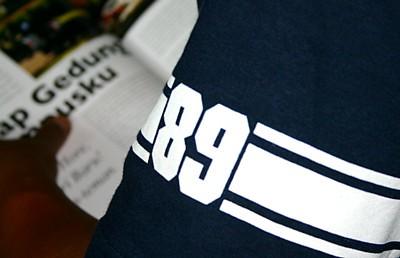 Kaos Angkatan M89