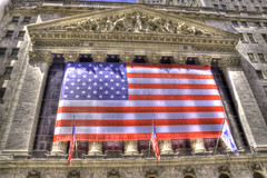 Wall Street in HDR