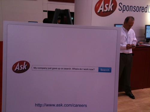 Ask.com Mocks Yahoo