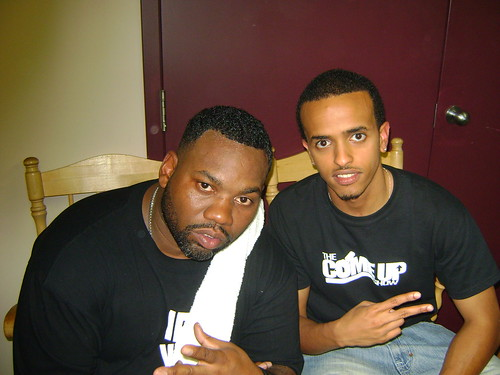 Raekwon Concert and Interview