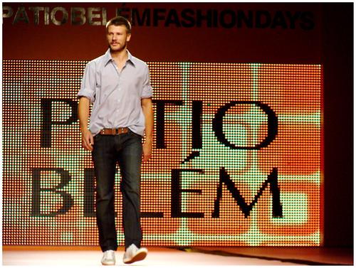 Rodrigo Hilbert - Pátio Belém Fashion Days
