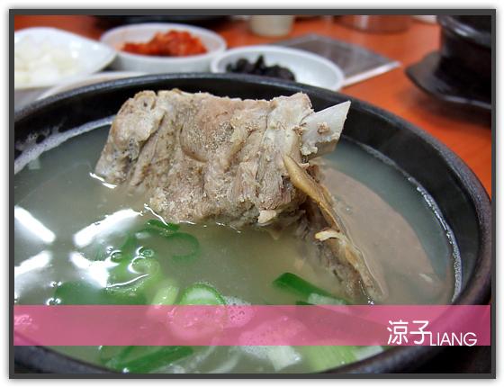 韓國 馬鈴薯燉豚骨煲06