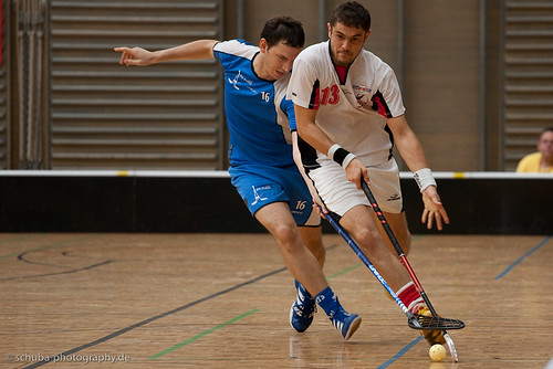 IFK Paris - SSV Diamante Bozen - EuroFloorball Cup Qualification - 20.08.2009