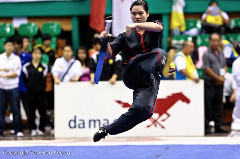 Wushu Competition (Mantis) @ KL, Malaysia