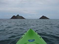 Twin Islands (maus) Tags: kayak mokuluaislands hawaiioahu