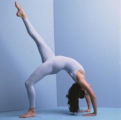 Yogi Marlon: Extended Wheel Posture by David Herrenbruck (Marlon Braccia) Tags: sexy yoga hatha asanas yogadvd yogimarlon marlonbraccia