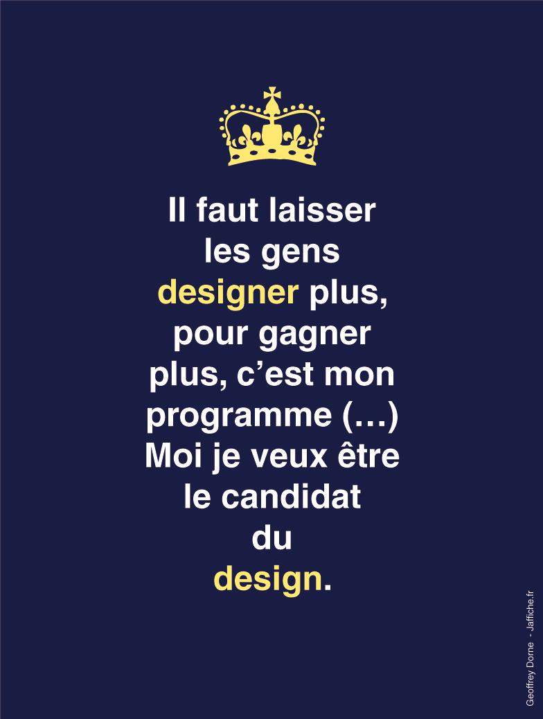 """""""Designer plus pour gagner plus"""""""
