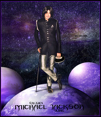 brithday Michael!!! (BETHGON blends) Tags: michael king pop jackson galaxy galaxia bethgon