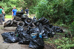 Stringer's Ridge Cleanup
