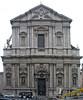 Rome Italy, San Andrea della Valle, facade (B Coleman) Tags: sanandreadellavalle romereligiousarchitecturerenaissance