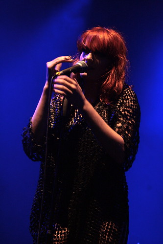 Florence And The Machine @ Electric Picnic 2009