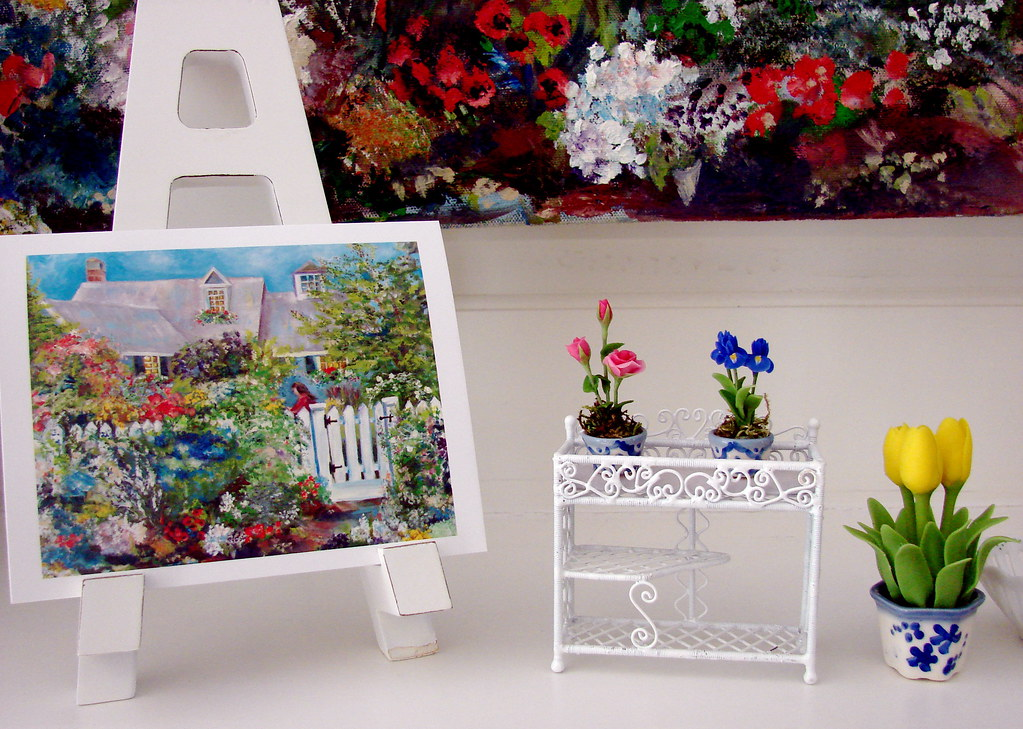 Cottage of Abundance note cards 1