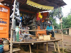 Hardware Shop, Freetown (Karen Hlynsky) Tags: sierraleone westafrica freetown karenhlynsky