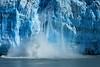 "Series of 5 sequential images showing Ice calving from Hubbard Glacier, Alaska 5/5 (Alan Vernon.) Tags: blue ice alaska landscape scenery scenic glacier calf yakutat calving hubbard disenchantmentbay alaskacruise2008 alanvernon ""copyright2008alanvernon"""