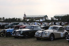 Goodwood Revival 2009 friday Classic car Park (richebets) Tags: goodwood noble goodwoodrevival m600 noblem600 goodwoodrevival2009 goodwoodrevival09