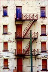 Build up the past or tear it down? (twnklmoon) Tags: canada oldbuilding anawesomeshot twnklmoon lovetheseoldbuildings