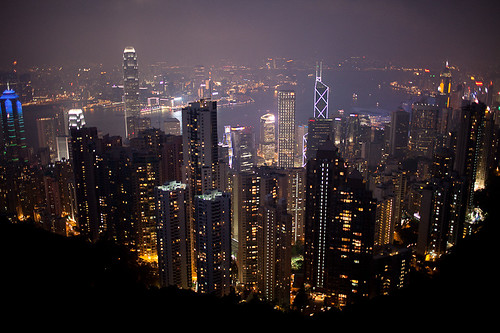 Hong Kong (by javajive)