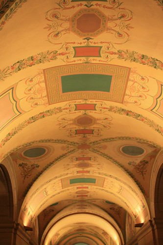 painted ceilings